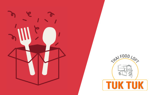 Tuk Tuk Thai Food Loft - Atlanta - Online Gift Card | OpenTable Gifts